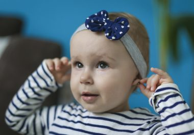 hearing anomaly in infants