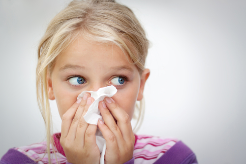 common nasal conditions for kids