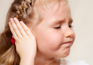 acute middle ear infection