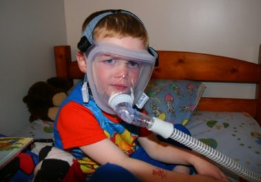 CPAP for kids