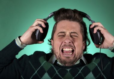 increased risks of hearing loss due to loud music