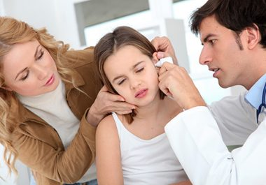 kids ear infections symptoms