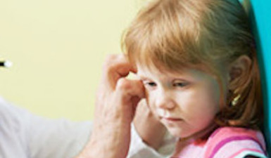 new jersey perforated eardrum treatment ent for children
